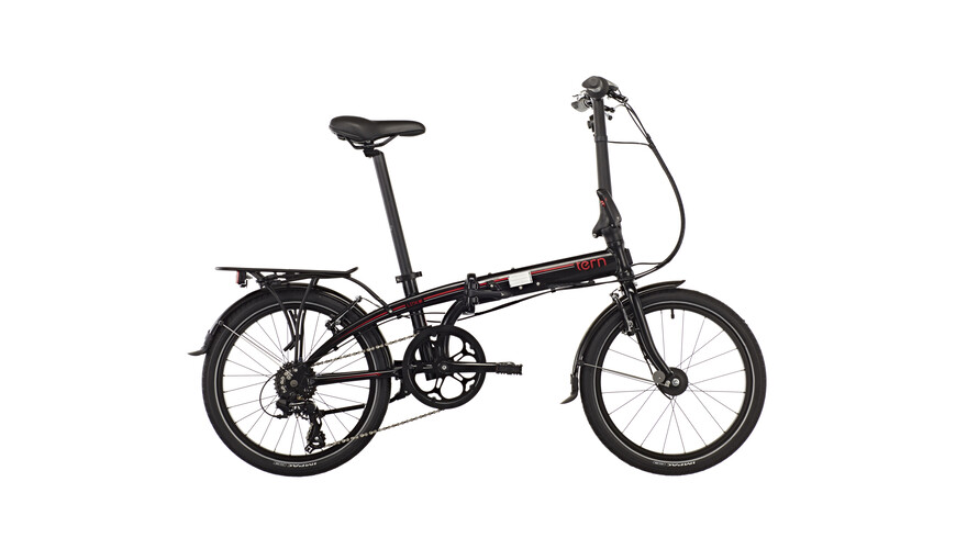 "tern Link C8 20"" black/red"